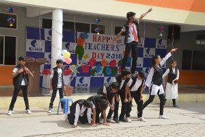 Teachers Day Celebration